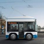 На вулицях Тернополя може з'явитися дуже маленький тролейбус (фото)
