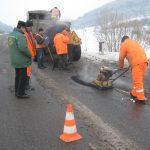 На Бережанщині ремонтують дороги