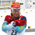 Тернополянка Анастасія Меркушина найкраща серед українок на Чемпіонаті світу