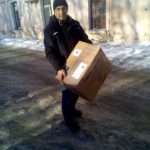 Українські емігранти в Іспанії наколядували допомогу пораненим воїнам АТО
