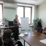 Тернопільських жінок вчили вирішувати конфлікти