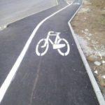 Тернополянка обурюється облаштуванням велодоріжок