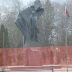 Степан Бандера відгородився від тернополян (фото)