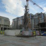 На площі «Героїв Євромайдану» у Тернополі встановили дуже дивну конструкцію (фото)