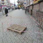 Тернопільський універмаг може провалитися під землю (фото)