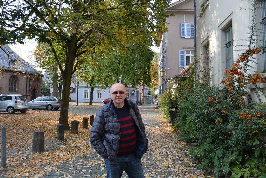 Франкфурт, 2015