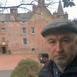 Тернопільський письменник, який шукав привида у шотландському замку, розповів про кухню і побут