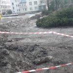 У Тернополі ледь не довелося евакуювати пам'ятник Степану Бандері