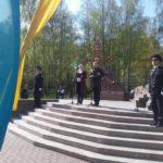 Ті, хто через трагедію лишилися у Тернополі, прийшли сьогодні на мітинг
