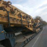 Дороги Тернопільщини нищать машини на 18 тонн важчі допустимої норми