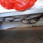 У тернопільській дитячій лікарні ліжка у жахливому стані (фото)