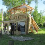 Для чого у тернопільському парку будують «ноїв ковчег» (фото)