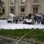 У Тернополі сьогодні сталися дві дуже різні пожежі