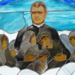 Вітраж на честь священика-мученика освятять в Козові