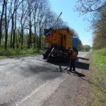 Які дороги ремонтують на Тернопільщині сьогодні