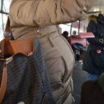 Тернопільська пенсіонерка відвоювала місце у вагітної жінки в маршрутці