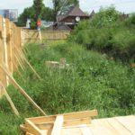 Тернополяни парканами захищають зелені зони від забудовників (фото)