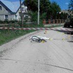 На Тернопільщині тверезий тракторист переїхав велосипедиста