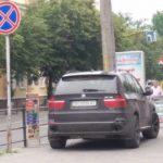 Для деяких гостей Тернополя дорожні знаки нічого не значать (фото)