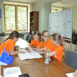 Чемпіонка світу з пауерліфтингу розповіла тернопільським дітям про професії майбутнього