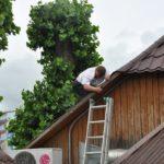 Відомий тернопільський бізнесмен вирішив, що він Карлсон, який живе на даху (фото)