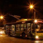 Тернополяни хочуть, щоб тролейбуси та маршрутки їздили і вночі