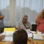 Міська ТВК провела перевірку підписів з відкликання трьох депутатів міськради з порушенням законодавства? (відео)