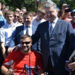 Як депутат Тернопільської обласної ради зробив щасливим Президента України (фото)