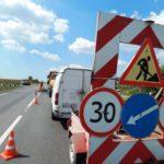 Ремонтні роботи на дорогах Тернопільщини не припинялись і у вихідні