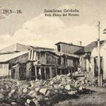 Як виглядали в 1915 році Заліщики і Тернопіль, розповів світові американський журналіст