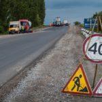 Попри аномальну спеку на дорогах Тернопільщини не припиняються роботи