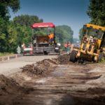До кінця жовтня завершать ремонт тернопільської частини стратегічної дороги (фото)