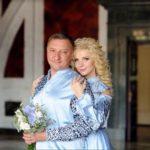 Олексій Кайда показав фото третього шлюбу