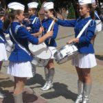 У Тернополі красиві дівчата б'ють у барабани (відео)