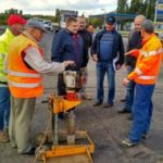 Якість ремонту дороги Львів-Тернопіль – у центрі уваги
