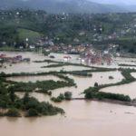 На Тернопільщині бували такі повені, що церкви плавали