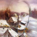 Картини художника з Тернопільщини мандрують Європою (фото)