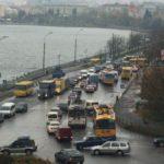 Такими темпами ремонт дамби у Тернополі триватиме ще дуже довго (відео)