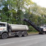 Тернопільську ділянку львівської дороги продовжують ремонтувати