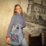 Тернопільська журналістка шиє сумки-обереги