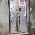 У центрі Тернополя хімчистка запрошувала янголів чистити пір'я (фото)