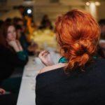 У Тернополі святкують жінки, які вважають себе щасливими