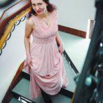 Тернополянка зібрала колекцію вишуканих суконь