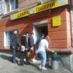 """Попри негативні відгуки """"Ревізора"""" тернополяни продовжують відвідувати """"Стару піцерію"""" (фото)"""