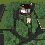 Будівництво соціально-спортивного центру у парку Національного Відродження призупинено (документи)
