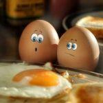 Жителі Тернопільщини їдять багато яєць, але мало – м'яса