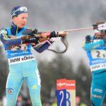 Тернопільській біатлоністці подобаються норвежці і не подобається нова рушниця