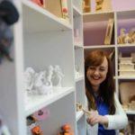 У Тернополі є крамниця, де товар можна створити самому
