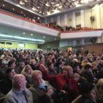 Звіт міського голови Сергія Надала зібрав рекордну кількість тернополян