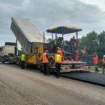 У Хоросткові – оновлена дорога за 7 мільйонів гривень
